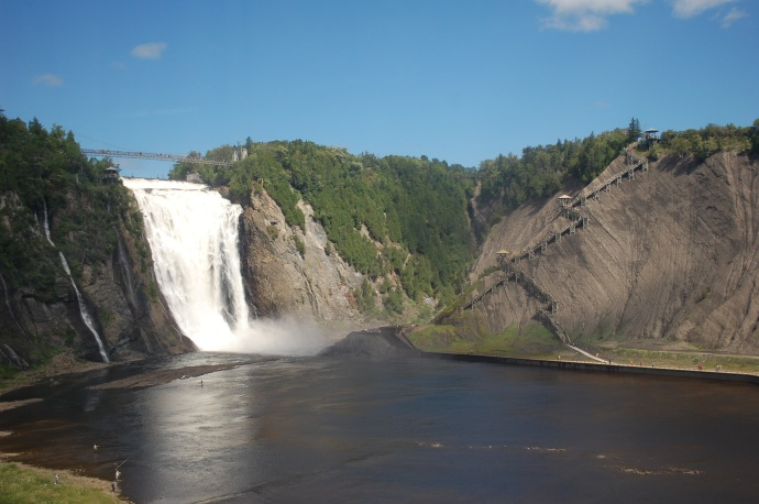 Cascate Montmorency